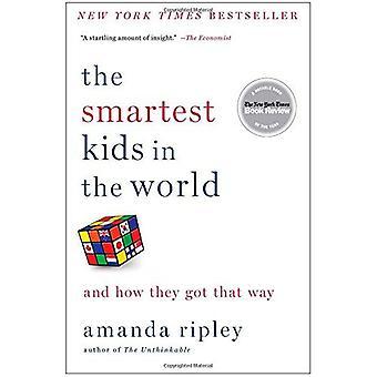 Den smarteste barn i verden: og hvor de fikk den måten