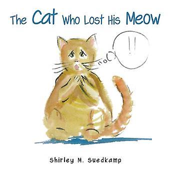 Die Katze, die seine Meow verloren