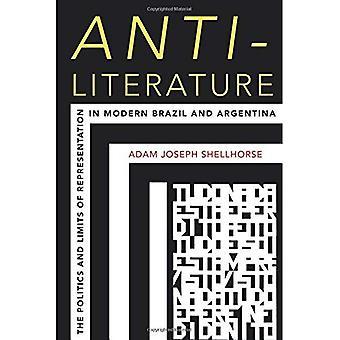 La literatura: La política y límites de la representación moderna Brasil y Argentina (coloraciones de Pitt)