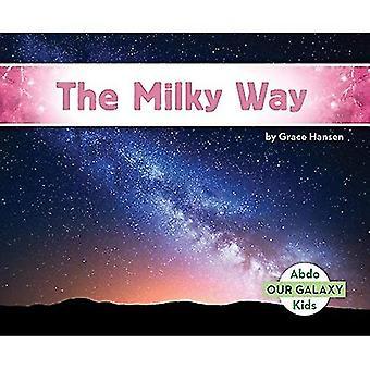 La voie lactée (notre galaxie)