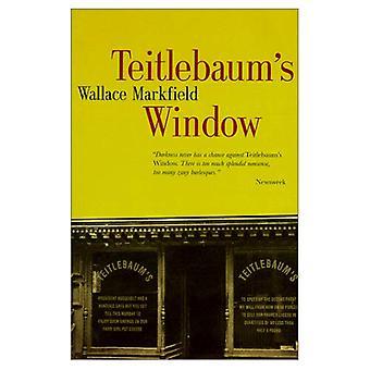 Teitlebaums fönster