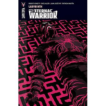 Wrath of the Eternal Warrior - Volume 2 - Labyrinth by Raul Allen - Jua