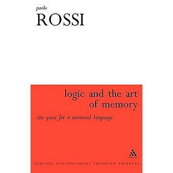 Logica en de kunst van het geheugen door de & Paolo Rossi