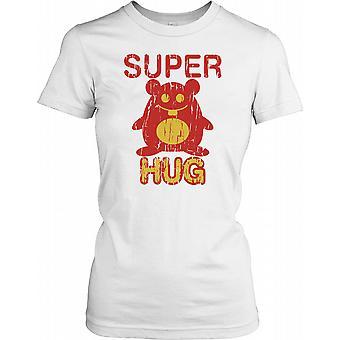 Super knus - sjove damer T Shirt