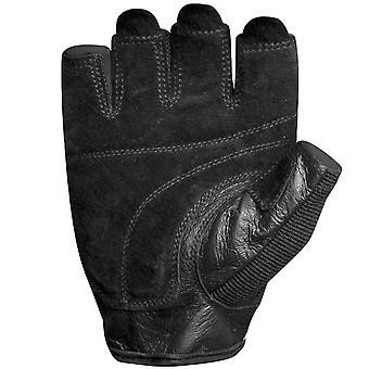 Levante la tecnología Elite hombres levantamiento de pesas culturismo gimnasio entrenamiento Crossfit guantes