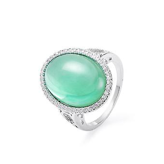 Intrige dames/dames cocktail ring