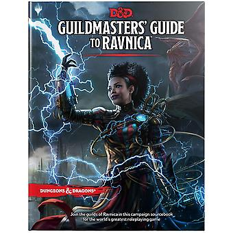 Dungeons & Dragons RPG-guildmasters ' Guide to Ravnica Book