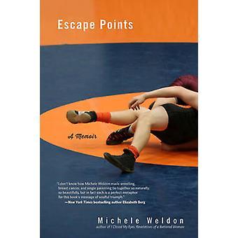 Escape Points - A Memoir by Michele Weldon - 9781613733523 Book