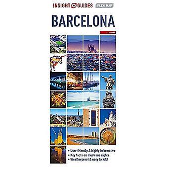 Insight Guides Flexi Map Barcelona - 9781786715609 Book