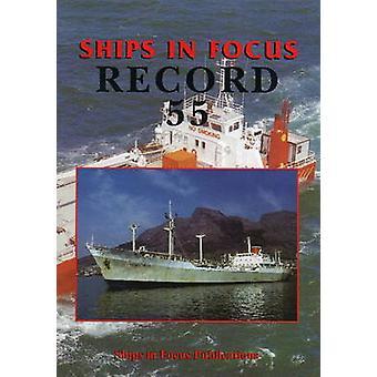 Ships in Focus Record 55 by John Clarkson - Roy Fenton - 978190170326