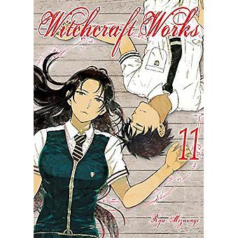 Witchcraft Works Volume 11 by Ryu Mizunagi - 9781947194151 Book