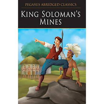King Solomon's Mines by Pegasus - 9788131919262 Book