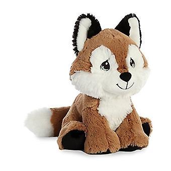 Παγκόσμιο πολύτιμο παιχνίδι βελούδου στιγμών αυγής, έξυπνη αλεπού