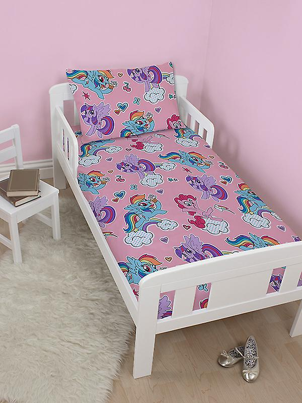 My Little Pony Cupcake 4 in 1 Junior Bedding Set