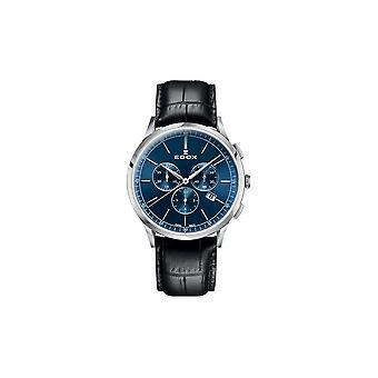 Edox Men's Watch 10236 3C BUIN Chronographs