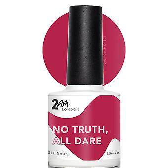 2AM London Queeeen 2019 LED/UV Gel Polish Collection - No Truth, All Dare 7.5ml (2F007)