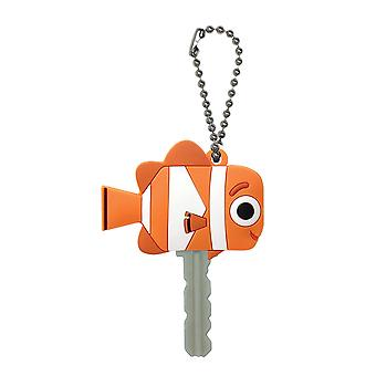 Key Cap - Finding Dory - Nemo Soft Touch PVC New Licensed 25668