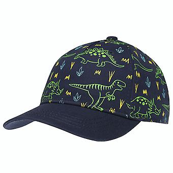 Crafted Boys All Over Print Cap Sports Baseball Hat Infant