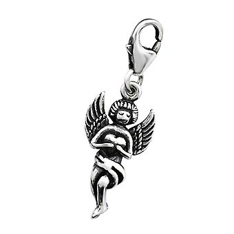 Fairy - 925 Sterling Silver Charms With Lobster - W28891x