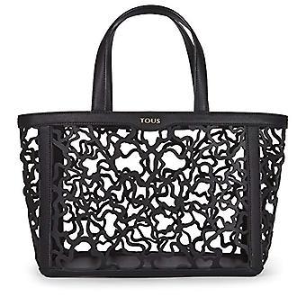 Tous Capazo median Kaos Shock - Black Women's Tote Bags (Negro)