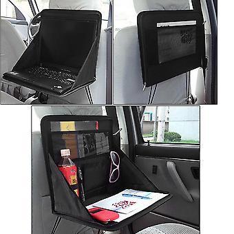 Kabalo składane fotelik samochodowy powrót Tidy Organizator DVD Laptop posiadacz pracy półka przytrzymaj podróży