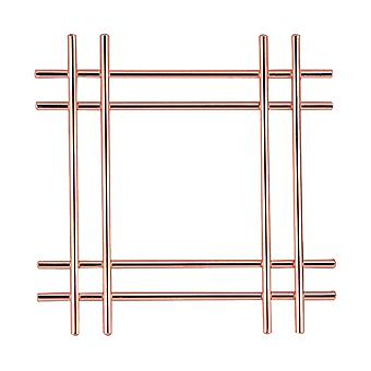 Apollo Copper Trivet, 20cm
