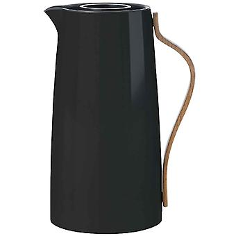 Stelton Emma kanden til kaffe 1,2 liter sort kaffe pot