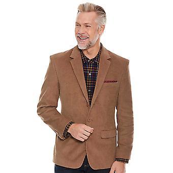 Pegasus Mens Corduroy Formal Jacket Tailored Blazer