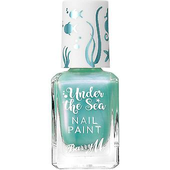 Barry M Under The Sea Nail Polish Collection - Sea Turtle (USNP9) 10ml