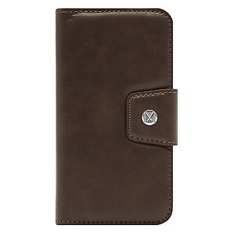 Marvêlle iPhone XR Magnetic Case & Wallet  Dark Brown Basic
