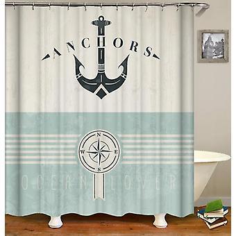 Ocean Lover Anchor Doccia Tenda