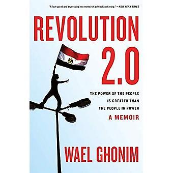 Revolutie 2,0: de macht van het volk is groter dan de mensen in de macht
