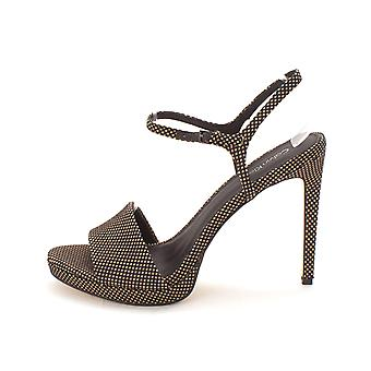 Calvin Klein femei Surie Open Toe casual Slingback sandale
