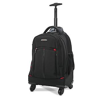 Aerolite (55x35x23cm) executive mobile trolley backpack business hand cabin luggage