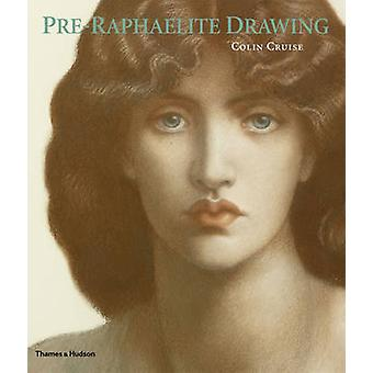 PreRaphaelite Drawing by Colin Cruise