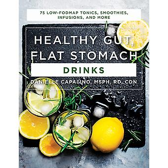 Healthy Gut Flat Stomach Drinks by Danielle Capalino