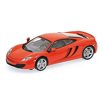 McLaren MP4-12C (2011) painevaletusta malli auto Top Gear