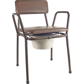 Toiletstoel / po-stoel