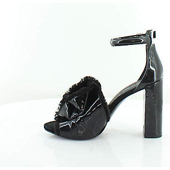 Kenneth Cole Dame Dayna Peep Toe Ankel Strap Classic Pumper