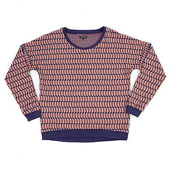 Lily Balou Sweater Mika Blocks Blue