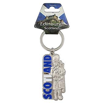 EastWest Keyring - Scotland Piper
