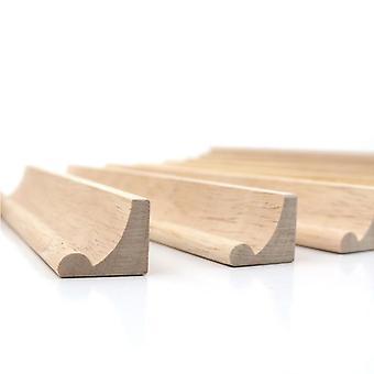 19cm, træ Scrabble stativer holdere