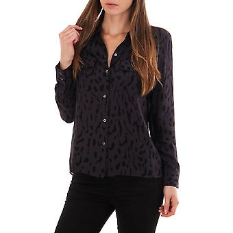 Rails Rhett Ls Cheetah Print Shirt