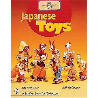 Japanese Toys Amusing Playthings from the Past by Bill Gallagher
