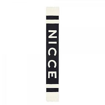 NICCE Nicce Brecken Logo Scarf 4 Footy Navy