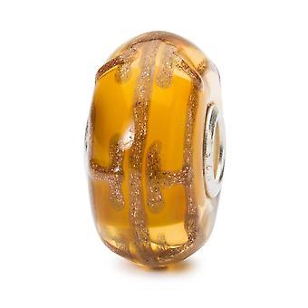 Trollbeads Dream Blaze Glass Bead