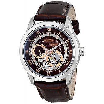 Bulova 96A120 Montre-bracelet mécanique automatique