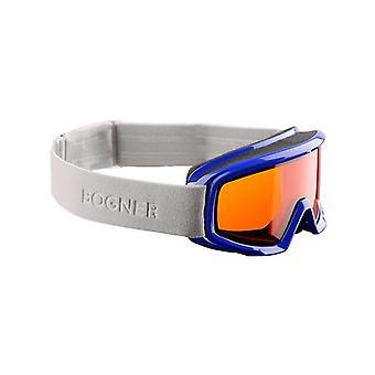 بوغنر جونيور الأزرق قناع التزلج