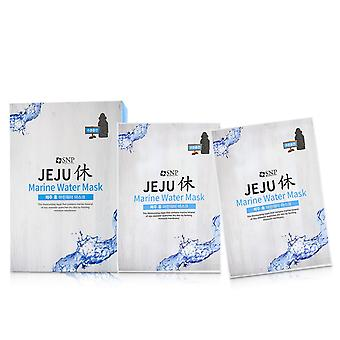 Jeju Rest Marine Water Mask (Moisturizing) 10x22ml/0.74oz