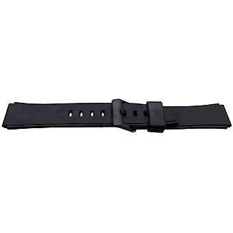 Casio generic watch strap 17mm 286f3, f15c, f30m, f95w, f99wa, w78, f23
